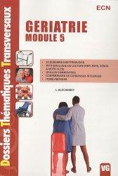 Souvent acheté avec Module 4&6 - Handicap - Douleur - Soins palliatifs - Deuil, le Gériatrie