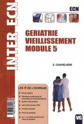 Souvent acheté avec Guide pratique de psychogériatrie. 2e édition, le Gériatrie - Vieillissement - Module 5