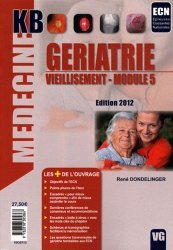 Souvent acheté avec Handicap Douleur Modules 4 et 6, le Gériatrie