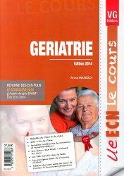 Dernières parutions dans UE ECN Le cours, Gériatrie