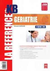 Souvent acheté avec KB / iKB Rhumatologie, le Gériatrie