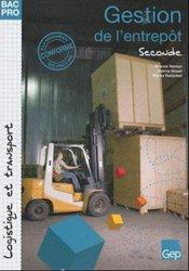 Souvent acheté avec 50 exercices en transport et logistique, le Gestion de l'entrepôt