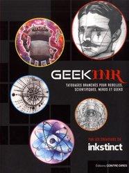 Dernières parutions sur Artisanat - Arts décoratifs, Geek ink
