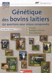 Dernières parutions dans Agri production, Génétique des bovins laitiers