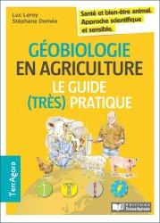 Dernières parutions sur Production animale, Géobiologie en agriculture