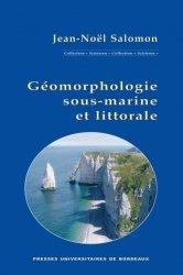 Dernières parutions dans Scieteren, Géomorphologie sous-marine et littorale