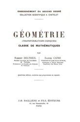 Dernières parutions sur Dictionnaires et cours fondamentaux, Géométrie