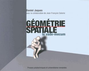 Dernières parutions sur Glossaires techniques, Géométrie spatiale