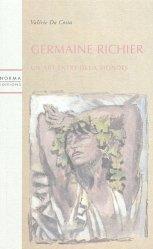 Dernières parutions dans essais, Germaine Richier. Un art entre deux mondes