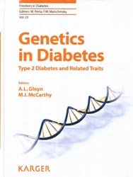 Dernières parutions dans Frontiers in Diabetes, Genetics in Diabetes