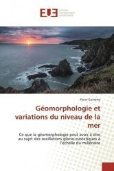Dernières parutions sur Mers et océans, Géomorphologie et variations du niveau de la mer