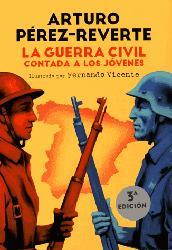 Dernières parutions sur BD et romans graphiques, La Guerra Civil contada a los Jóvenes
