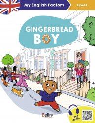 Dernières parutions dans My English Factory, Gingerbread boy