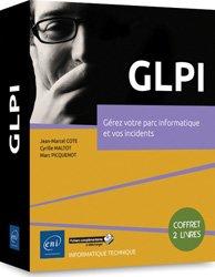 Dernières parutions sur Développement d'applications, Glpi - coffrets de 2 livres :  gerez votre parc informatique et vos incidents