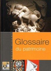 Dernières parutions dans patrimoine vivant, Glossaire du patrimoine
