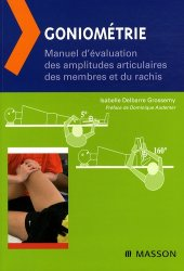 Souvent acheté avec Évaluation clinique de la fonction musculaire, le Goniométrie