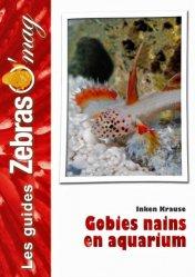 Dernières parutions sur Aquariophilie - Terrariophilie, Gobies nains en aquarium majbook ème édition, majbook 1ère édition, livre ecn major, livre ecn, fiche ecn