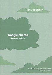 Dernières parutions sur Logiciels de bureautique, Google sheets