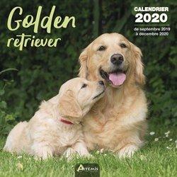 Dernières parutions sur Herbiers - Agendas - Calendriers - Almanachs, Golden retriever