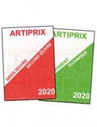 Dernières parutions dans Artiprix, Gros Oeuvre - Second Oeuvre 2020 /  Équipement technique 2020