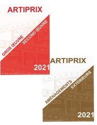 Dernières parutions dans Artiprix, Gros Oeuvre - Second Oeuvre 2021 / Aménagements extérieurs 2021