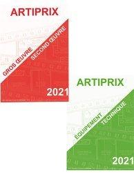 Dernières parutions dans Artiprix, Gros Oeuvre - Second Oeuvre 2021 /  Équipement technique 2021