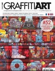 Dernières parutions sur Art mural , graffitis et tags, Graffitiart N°52