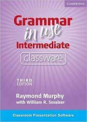Dernières parutions dans Grammar in Use, Grammar in Use Intermediate Presentation Plus DVD-Rom