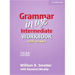 Dernières parutions dans Grammar in Use, Grammar in Use Intermediate - Workbook with Answers