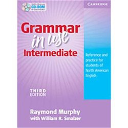 Dernières parutions dans Grammar in Use, Grammar in Use Intermediate - Student's Book without Answers with CD-ROM