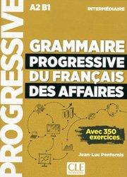 Dernières parutions dans Progressive du français, Grammaire progressive du français des affaires intermédiaire A2-B1