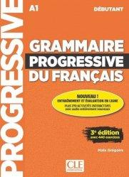 Souvent acheté avec Communication progressive débutant, le Grammaire progressive du français A1 débutant