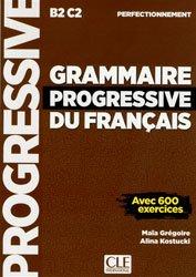 Dernières parutions dans Progressive du français, Grammaire progressive du français perfectionnement