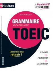 Dernières parutions sur Examens, Grammaire Vocabulaire TOEIC. Edition 2020