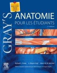 Souvent acheté avec UE5 Anatomie, le Gray's Anatomie pour les étudiants