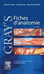 Souvent acheté avec Anatomie QCM corrigés, le Gray's Fiches d'anatomie