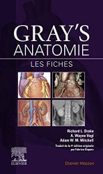 Dernières parutions sur PACES - PASS - LAS - MMOP, Gray's Anatomie. Les fiches