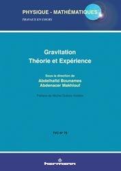 Dernières parutions sur Physique des particules, Gravitation