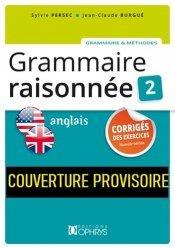 Dernières parutions sur Méthodes de langue (scolaire), Grammaire raisonnée Anglais