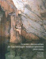 Dernières parutions dans Beaux Livres, Grandes découvertes de l'archéologie méditerranéenne