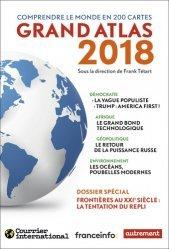 Souvent acheté avec Observation des surfaces continentales par télédétection IV Volume 6, le Grand atlas. Comprendre le monde en 200 cartes, Edition 2018