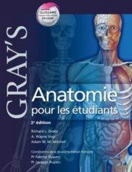 Souvent acheté avec Atlas d'anatomie humaine de Netter, le Gray's anatomie pour les étudiants