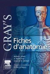 Souvent acheté avec Atlas d'anatomie humaine de Netter, le Gray's  Fiches d'anatomie