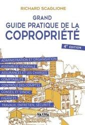 Dernières parutions sur Copropriété, Grand guide pratique de la copropriété. 4e édition