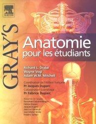 Souvent acheté avec Sciences humaines en médecine : questions d'aujourd'hui, le Gray's anatomie pour les étudiants