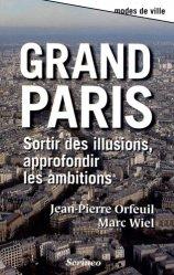 Dernières parutions dans Modes de ville, Grand Paris