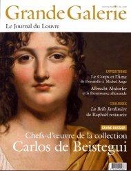 Dernières parutions sur Musées, Grande Galerie N° 52