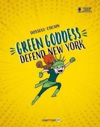 Dernières parutions sur Livres bilingues, Green Goddess défend New York