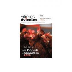 Dernières parutions sur Élevage des volailles, Guide de l'éleveur de pondeuses Edition 2020