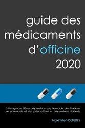 Dernières parutions sur Pharmacie, Guide des Médicaments d'Officine 2020
